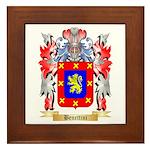 Benettini Framed Tile