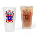 Benettelli Drinking Glass