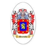 Benetollo Sticker (Oval 50 pk)