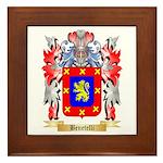 Benetelli Framed Tile