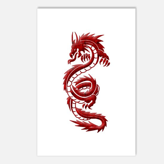 Dragon Postcards (Package of 8)