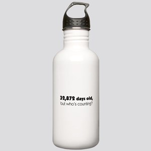 90th Birthday Stainless Water Bottle 1.0L