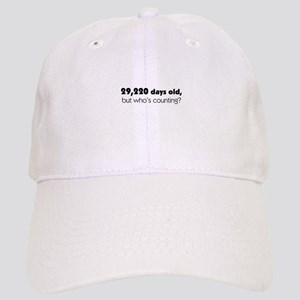 80th Birthday Hats