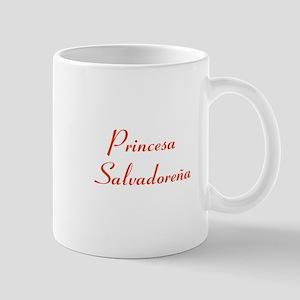 Princesa Salvadoreña Mug