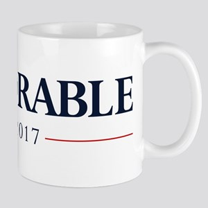 Deplorable Est 2017 11 oz Ceramic Mug