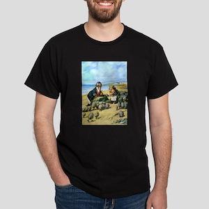 The Carpenter and the Walrus Dark T-Shirt