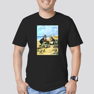 The Carpenter and the Walrus Men's Fitted T-Shirt