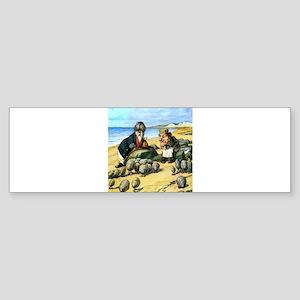 The Carpenter and the Walrus Sticker (Bumper)