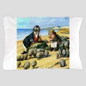 The Carpenter and the Walrus Pillow Case