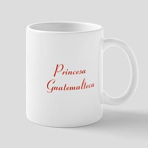 Princesa Guatemalteca Mug