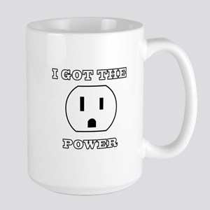 I Got The Power Mug