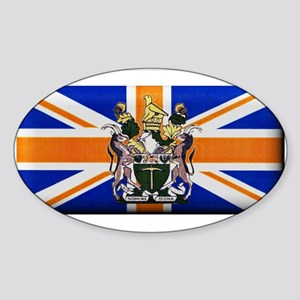 British Rhodesian Flag Sticker