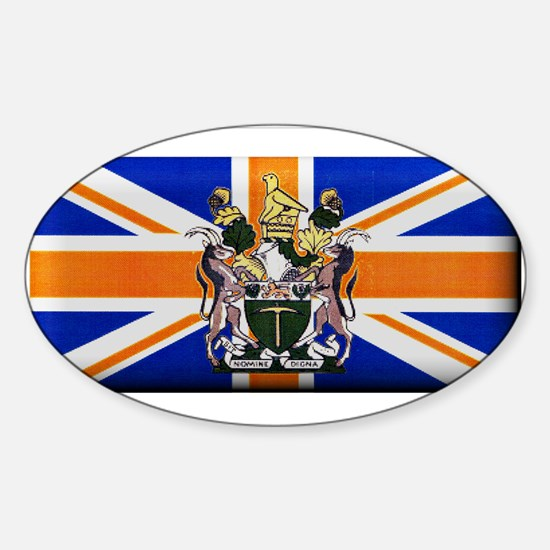 British Rhodesian Flag Bumper Stickers