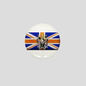 British Rhodesian Flag Mini Button