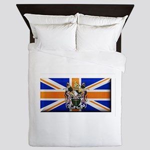 British Rhodesian Flag Queen Duvet