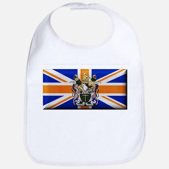 British Rhodesian Flag Bib