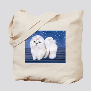 StephanieAM Shih Tzu Tote Bag