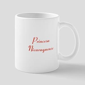Princesa Nicaraguense Mug