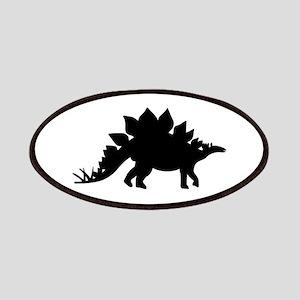 Dinosaur Stegosaurus Patches