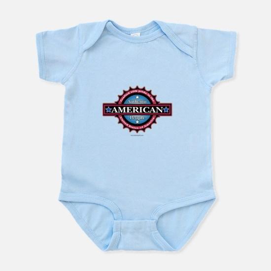 Authentic... Infant Bodysuit