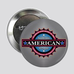 "Authentic... 2.25"" Button"