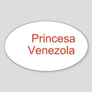 Princesa Venezolana Sticker