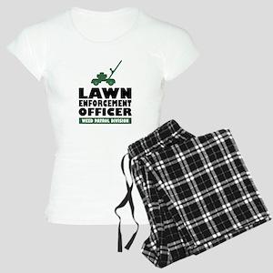 Lawn Enforcement Women's Light Pajamas