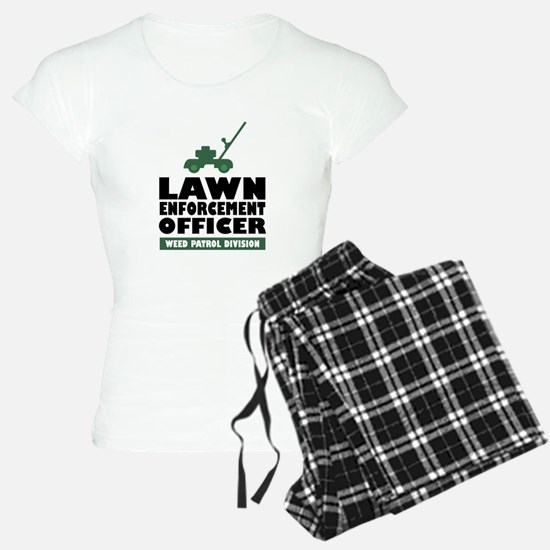 Lawn Enforcement Pajamas