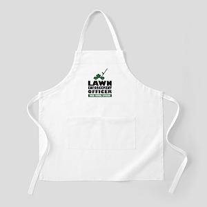 Lawn Enforcement Apron
