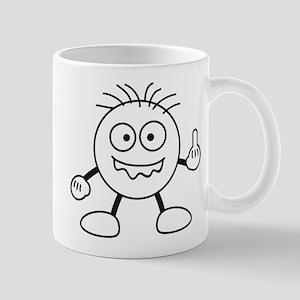 bad_finger Mug