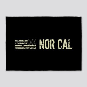 Black Flag: Nor Cal 5'x7'Area Rug