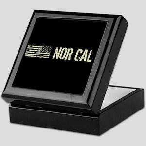 Black Flag: Nor Cal Keepsake Box