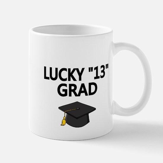 LUCKY 13 Grad-black Mug
