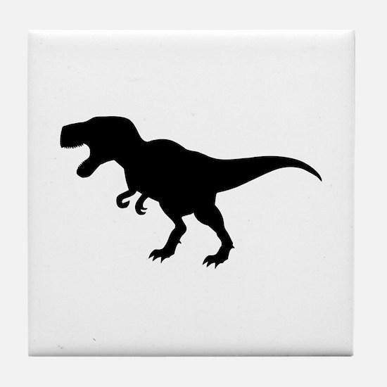 Dinosaur T-Rex Tile Coaster