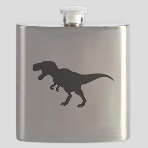 Dinosaur T-Rex Flask