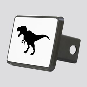 Dinosaur T-Rex Rectangular Hitch Cover