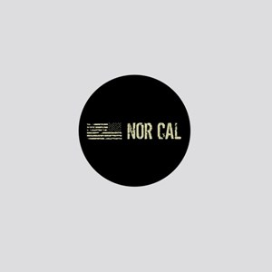 Black Flag: Nor Cal Mini Button