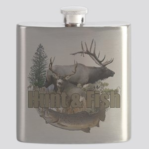 Hunt and Fish Flask