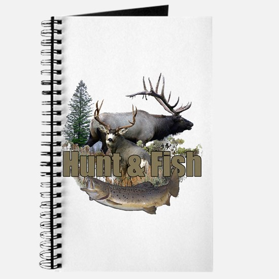 Hunt and Fish Journal