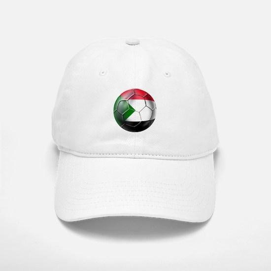 Sudan Football Baseball Baseball Cap