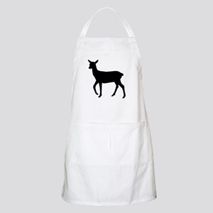 Black deer Apron