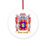 Beneteau Ornament (Round)