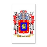 Beneshevich Rectangle Car Magnet