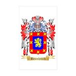Beneshevich Sticker (Rectangle 50 pk)