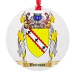 Benenson Round Ornament