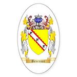 Benenson Sticker (Oval 10 pk)