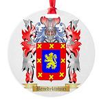 Benedyktowicz Round Ornament