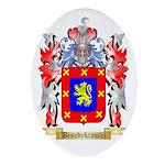 Benedyktowicz Ornament (Oval)
