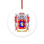 Benedito Ornament (Round)