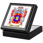 Benediktsson Keepsake Box